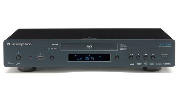 נגן בלו ריי Cambridge Audio 752 BD 3D