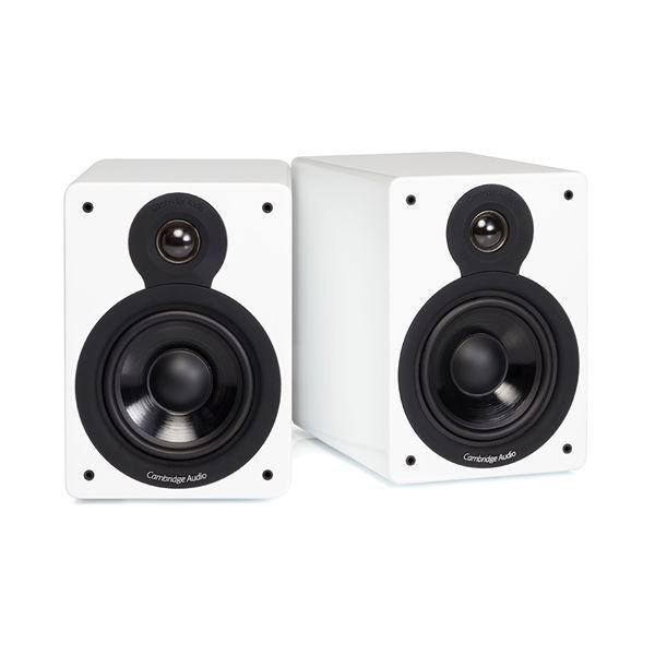 זוג רמקולים מדפיים Cambridge Audio Minx XL