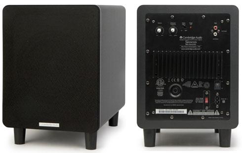 רמקול סאב וופר Cambridge Audio S80