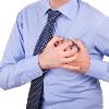 אירוע לב ואירוע מוחי- תאונת עבודה