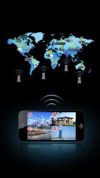 אפליקציה לצפייה מרחוק במערכת DVR של ProVision