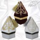 מזכרות לחינה- קופסה אותנטית ממרוקו + דרז'ה לבן איכותי וטרי- חדש!!!