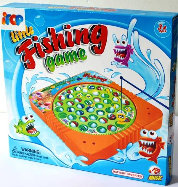 משחק הדגים