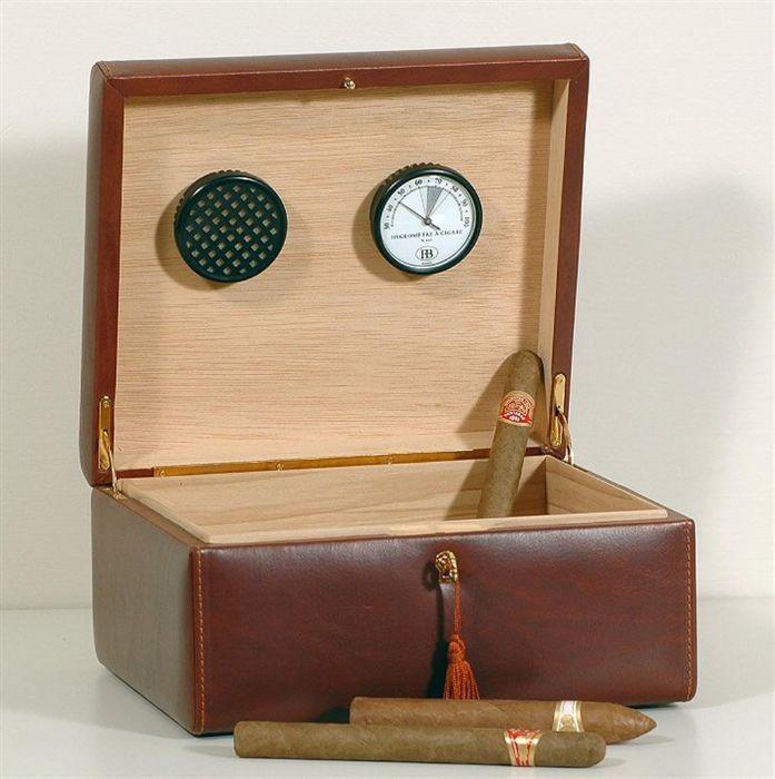 קופסת סיגרים יוקרתית מעור דגם 70525