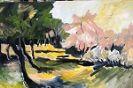 מוזיאון עוקשי לאמנות: גן הדובדבנים