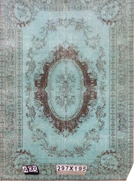 Vintage royal turqouise