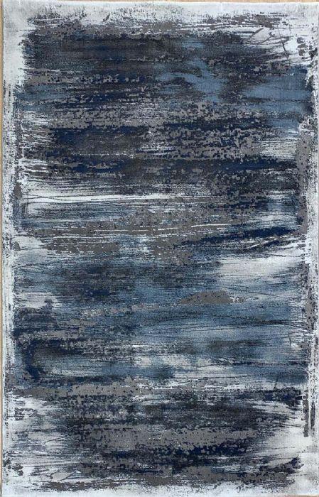 שטיח לסלון CM 14 GREY BLUE