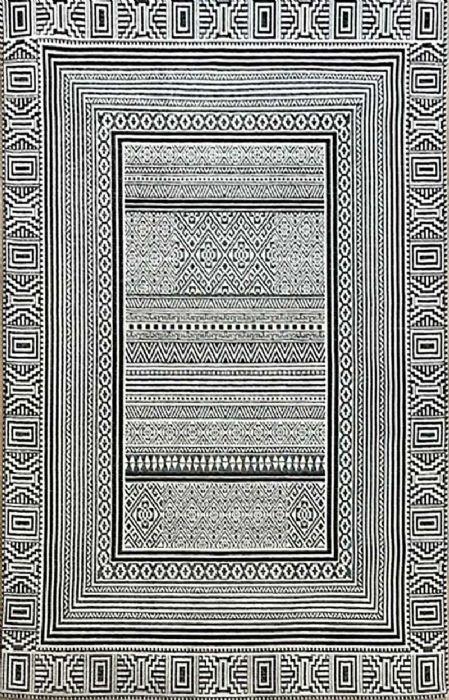 שטיח מרוקאי ברבר טנג'יר 04 - SUARRE 3451