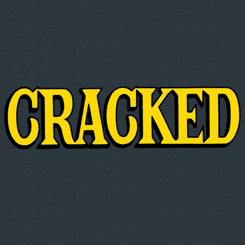 תיאור: Cracked.com - America''''''''s Only Humor Site | C