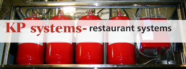 אמארקס - מערכת כיבוי אש במנדפים