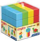 מג'יקוב משחק קוביות מגנט 64 חלקים תוצרת שוייץ