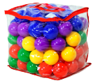 100 כדורים גדולים לבריכת כדורים