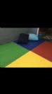 כיתת תינוקות כיתה זוחלים כולל: 4 מזרני שמשונית 2/2+צנדנים/קלפות