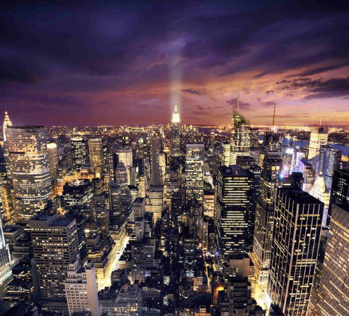 טפט ענק לקיר ניו יורק