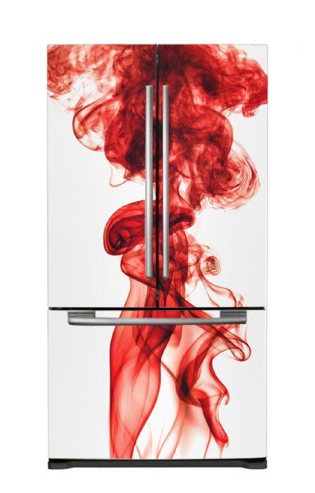 עשן אדום