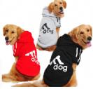 """קפוצ'ון אדידוגס לכלב גדול - מחיר בין 90 - 99 ש""""ח"""