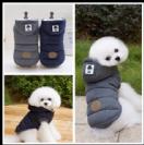 מעיל חורף יוקרתי - מחמם מאוד - כלב קטן עד גדול