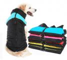 """מעיל נגד מים - כלב גדול עד קטן - מחיר 55 - 99 ש""""ח"""