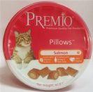 חטיף פרמיו כריות לחתול טעם סלמון