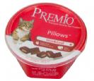 חטיף פרמיו כריות לחתול לפרווה מבריקה