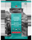 """מזון לייף טיים בוגר דגים ושיבולת שועל 11.4 ק""""ג - Life Time"""
