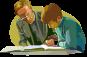 ביס תיכון- בזכות מורים טובים הצלחה במתמטיקה