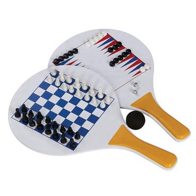 BZ2159a - סט מטקות שחמט/ששבש