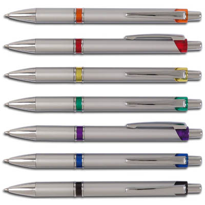 BC1082 - עט ג'יפסי סילבר
