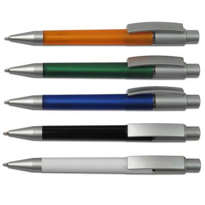 BC1164 - עט פיג'י סילבר