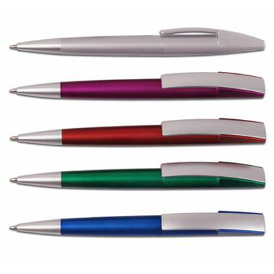 BC1351 - עט גרביטי מטאלי