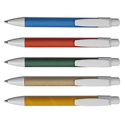 B1178- עט עם גוף מקרטון