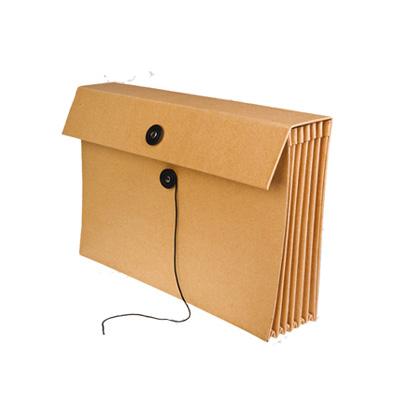 BA7080- תקיית מסמכים נייר ממוחזר