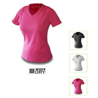 BA1327 - חולצת נשים מנדפת זיעה