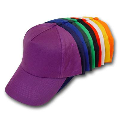 BC586 - כובע 5 פנלים