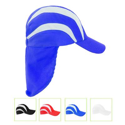 BA2014 - כובע מנדף זיעה מגן צוואר
