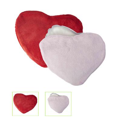 כרית חימום בצורת לב