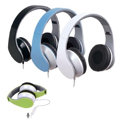 BC1353 - אוזניות עם מיקרופון