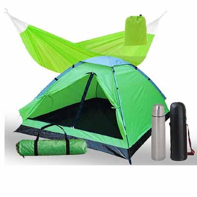 BA0007 - סט אוהל/ערסל/טרמוס