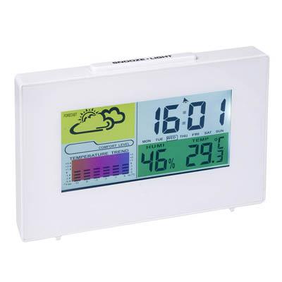 BZ2534 שעון שולחני תחנת אקלים