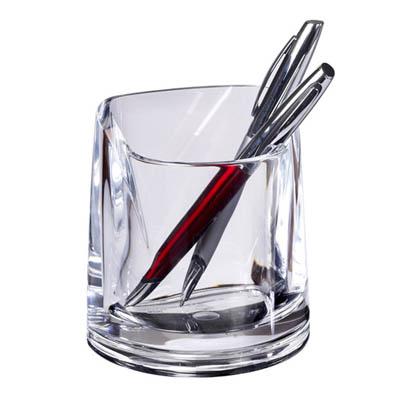 BZ2525 כוס אקרילית מהודרת לעטים