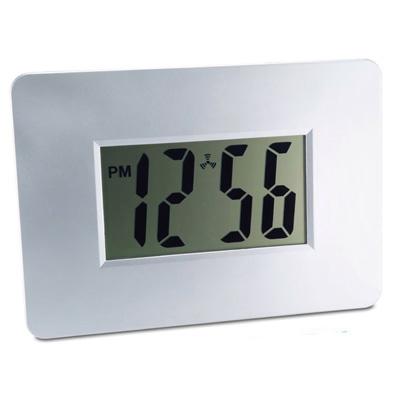 """BZ1457 - """"דיגי טיים"""" שעון קיר/שולחני"""