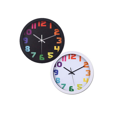 "BZ1385 - ""רונדו"" שעון קיר"