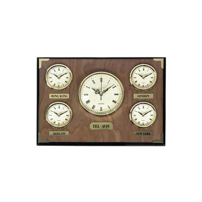 BZ1772 - שעון קיר בינלאומי