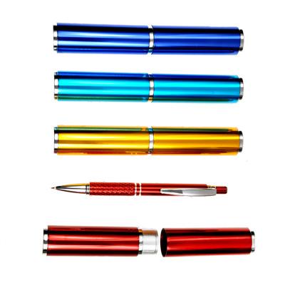 BT3235 - עט במארז גליל מהודר