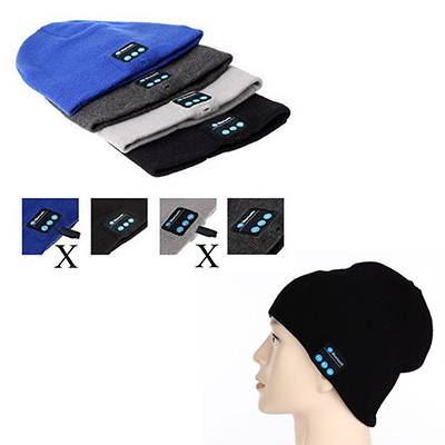 BN7575 - כובע גרב עם רמקולים bluetooth