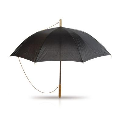 """BK6871-""""סולו"""" מטריה על מוט"""