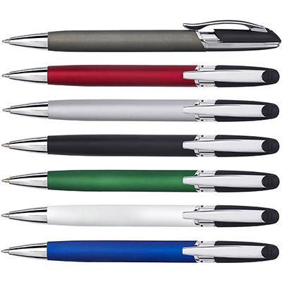 BZ2908 - עט מתכת במגוון צבעים