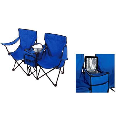 B2190 - זוג כיסאות מתקפלים