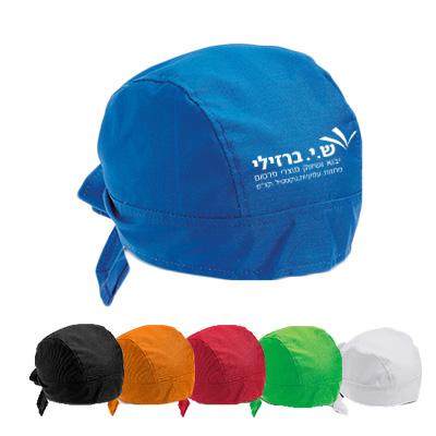 BK2410 - כובע בנדנה פיראט