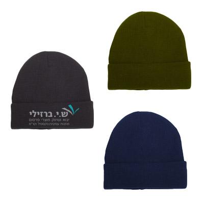 BK2970 - כובע דו שכבתי